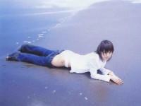 トッサ デ マールのビーチで寝転んで その2