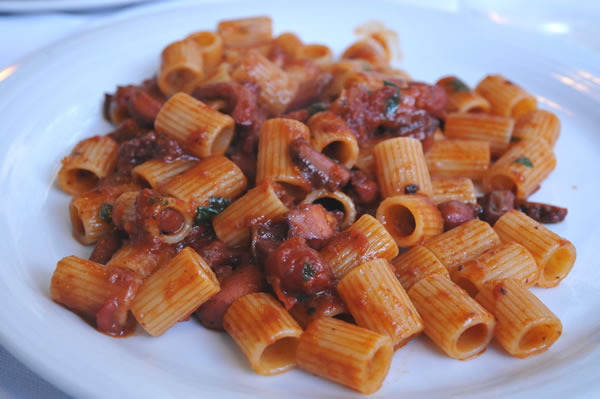 Ristorante_CAPRICCI_POSITANO イタリア・ポジターノ・レストラン