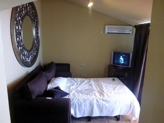 スペイン・アンダルシア州・ネルハ Hotel Carabeo & Restaurant 34 エクストラベッド