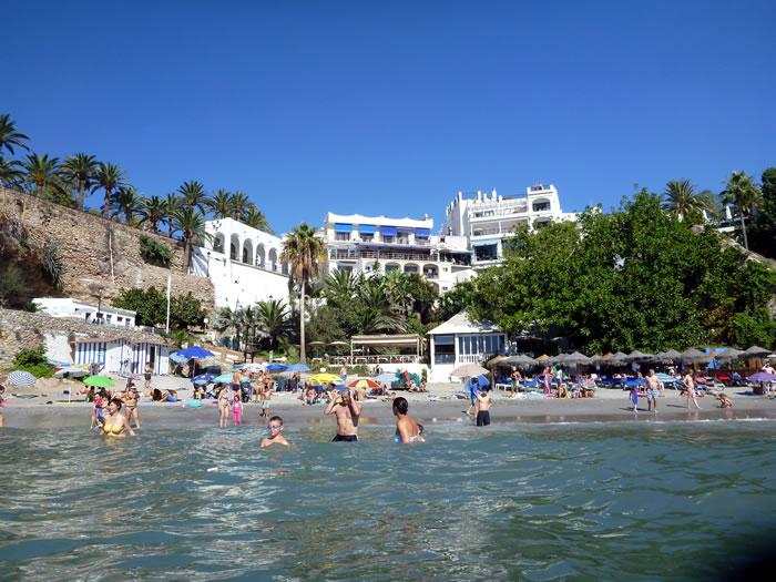スペイン・ネルハ・ビーチ