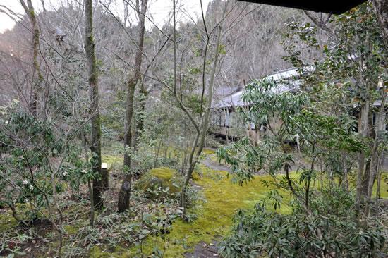 産山温泉 奥阿蘇の宿 やまなみ 部屋から眺める風景