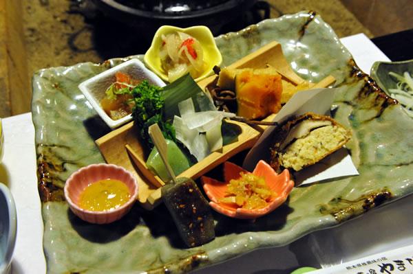 産山温泉 奥阿蘇の宿 やまなみ 素朴な田舎料理