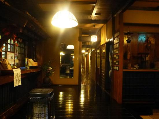 産山温泉 奥阿蘇の宿 やまなみ 晩飯編