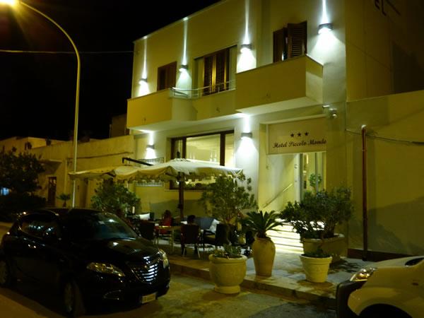 Hotel Piccolo Mondo (ホテルピッコロモンド) Lancia(ランチア)と共に