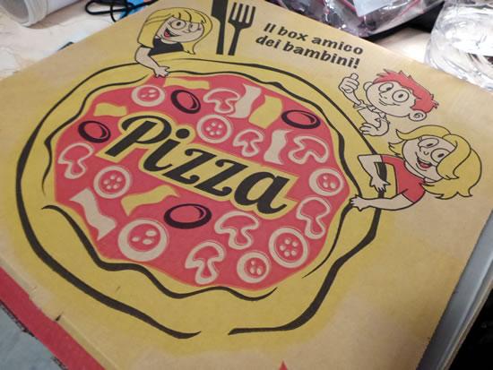 サン・ヴィート・ロ・カーポ Pizza E Sfizi ピザ