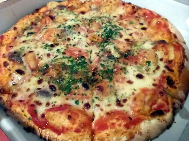 サン・ヴィート・ロ・カーポ Pizza E Sfizi ナポリピザ