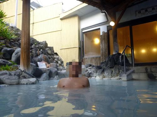 霧島国際ホテル 馬鹿と露天風呂