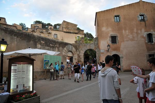 トッサ デ マール Vila Vella (Old Town)