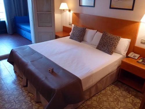 トッサ デ マール ホテル ディアナ Tossa de Mar, Spain Hotel Diana 部屋