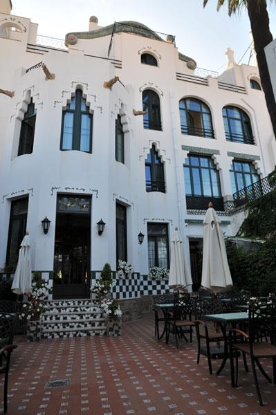 トッサ デ マール ホテル ディアナ Tossa de Mar, Spain Hotel Diana 玄関