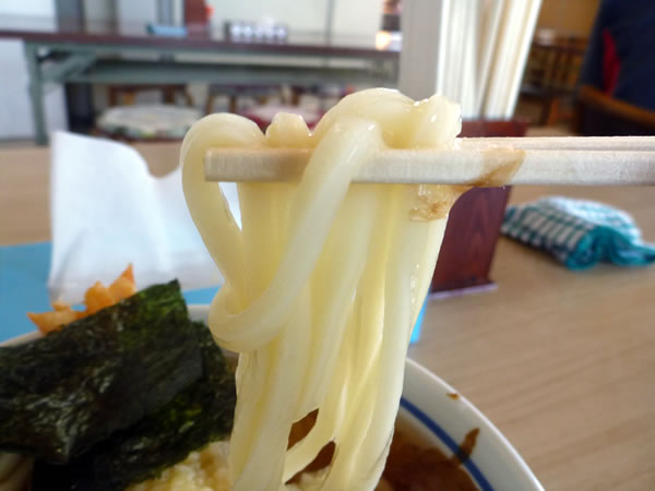 天ぷらうどん ジュテーム