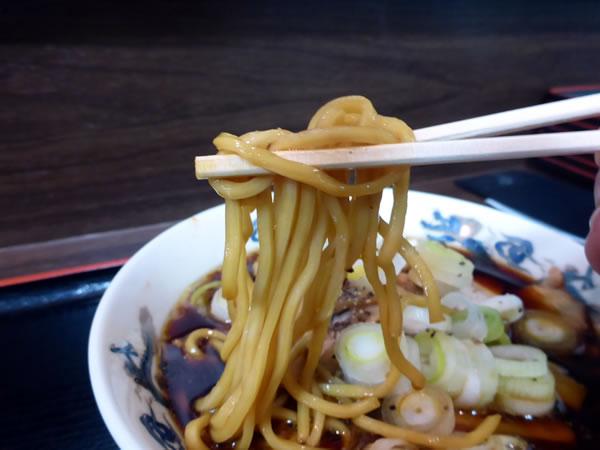 大喜の太麺