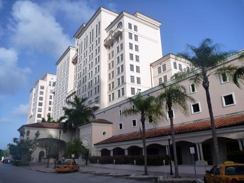 ハイアット リージェンシー コーラル ゲーブルス Hyatt Regency Coral Gables フロリダ マイアミ 写真