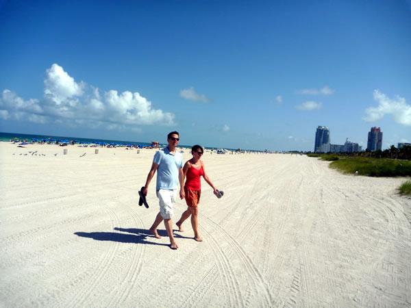 MIAMI BEACH マイアミサウスビーチ 写真