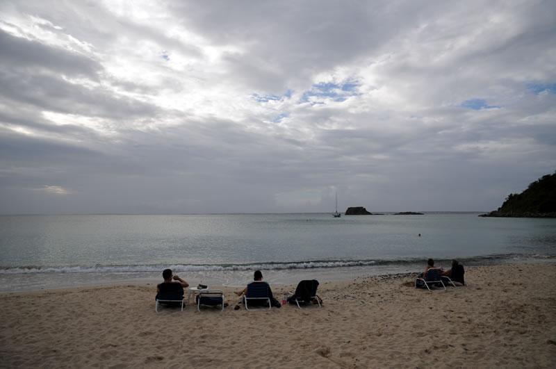 セント・マーチン島 グランド ケース ビーチ クラブ Grand Case Beach Club