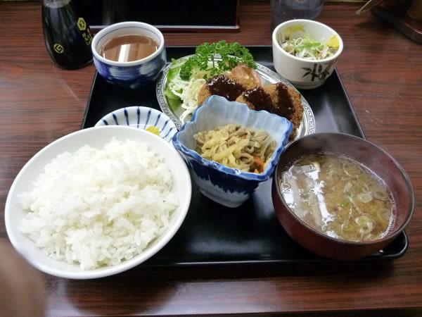 金沢片町 とんバラの宇宙軒食堂